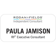 Rodan + Fields Magnetic Name Tag